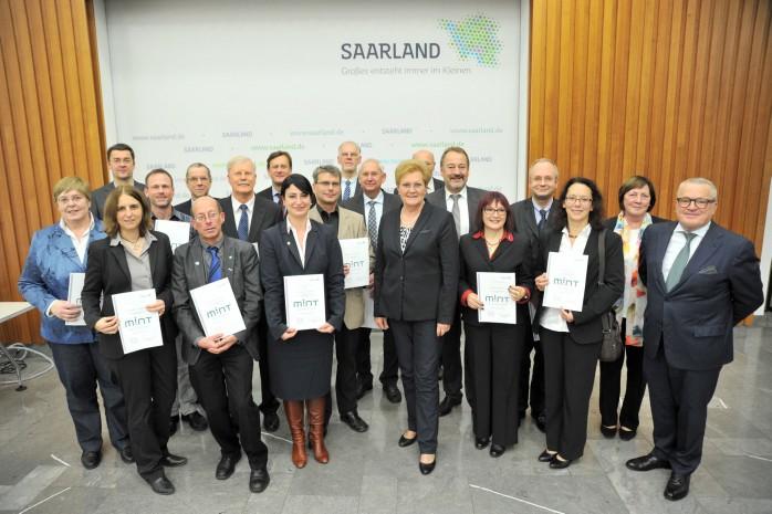 Foto: Becker & Bredel Quelle: Ministerium für Soziales, Gesundheit, Frauen und Familie