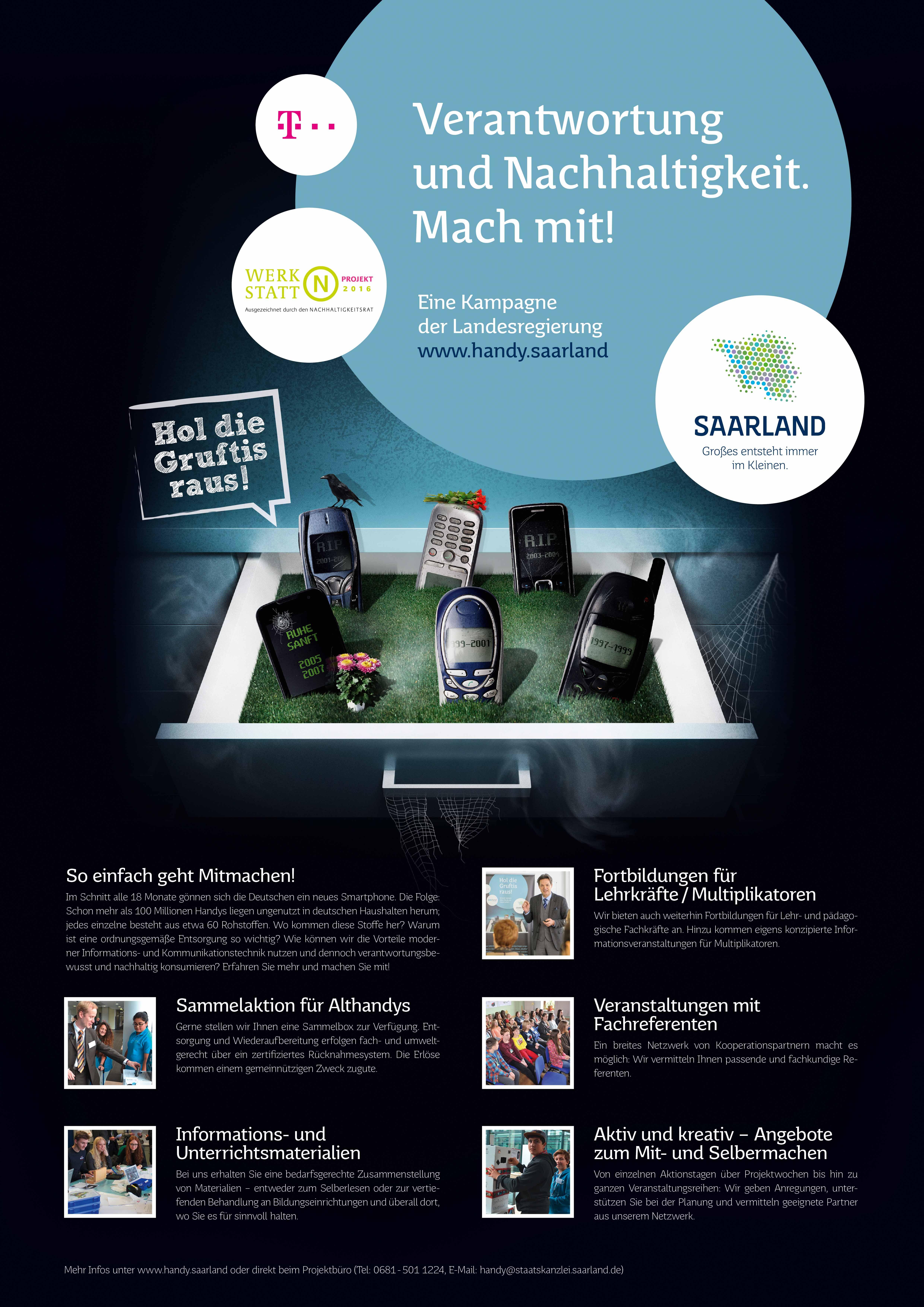 Handykampagne_Plakat