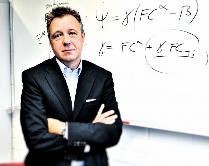 Professor des Jahres 2016 in der Kategorie Wirtschaftswissenschaften: Markus Thomas Münter