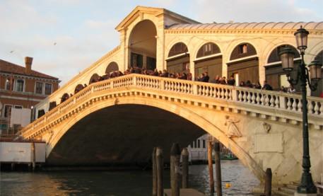 Venedig: Rialto-Brücke